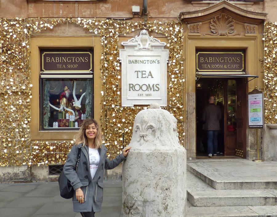 Roma Babington's