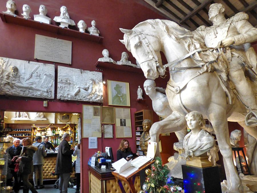 Caffè Museo Atelier Canova Tadolini