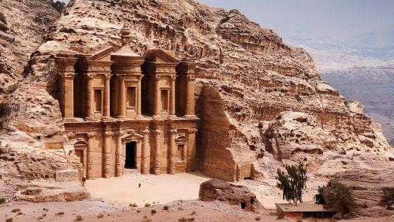 alla scoperta di Petra in Giordania