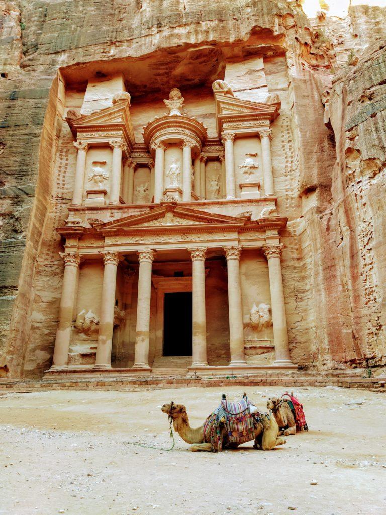 Scoperta della Giordania e Petra