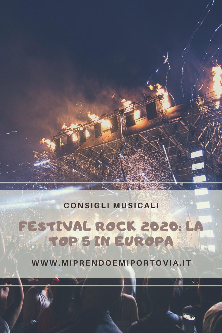 Festival rock 2020