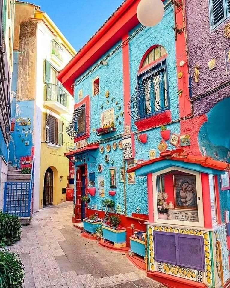 Posti da visitare in Italia Vietri sul Mare