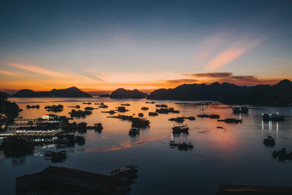 Spostamenti interni in Vietnam