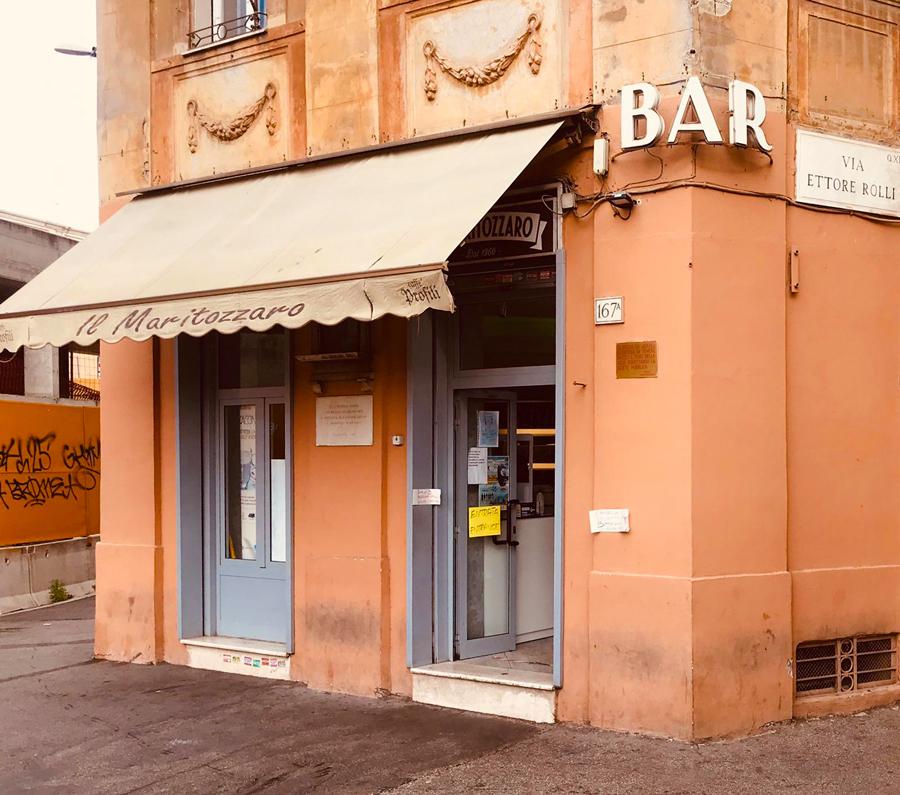 dove mangiare a Roma Dar Maritozzaro