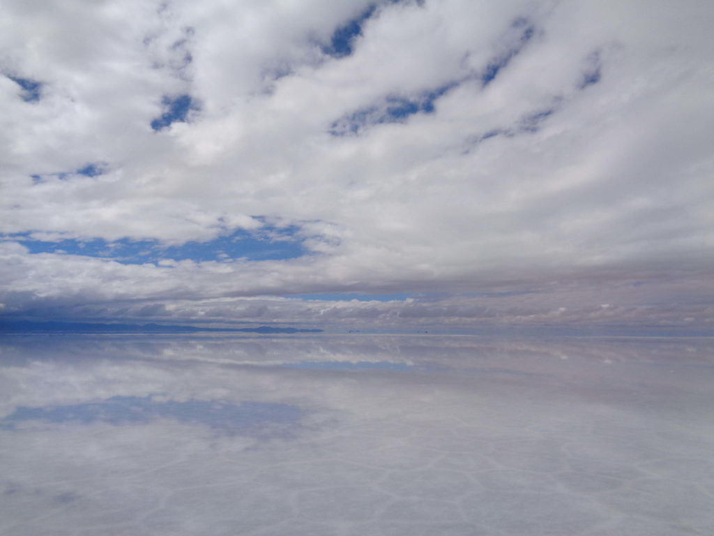 Viaggio in Sud America Salar de Uyuni, Bolivia