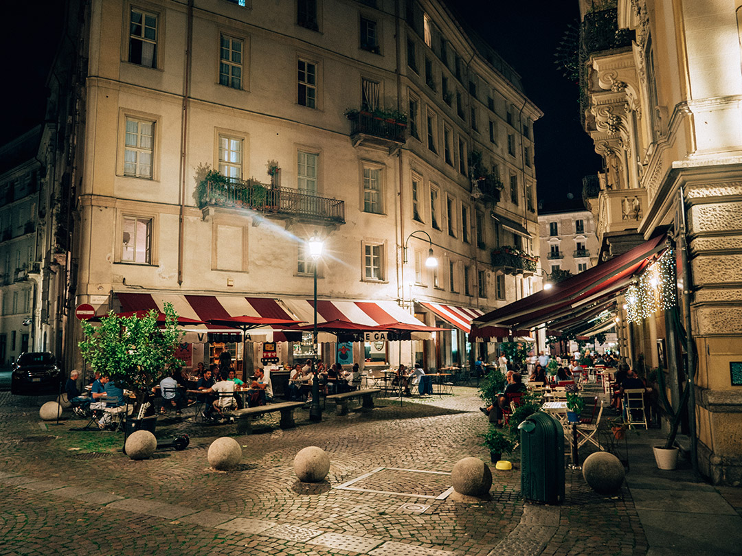 Dove mangiare a Torino