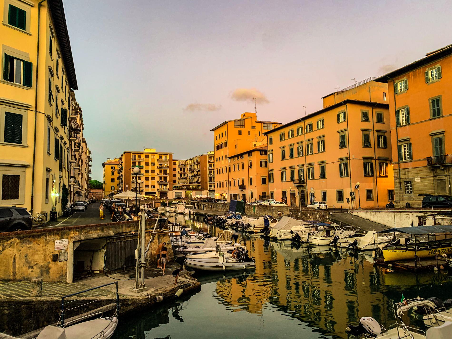 Centro Storico di Livorno