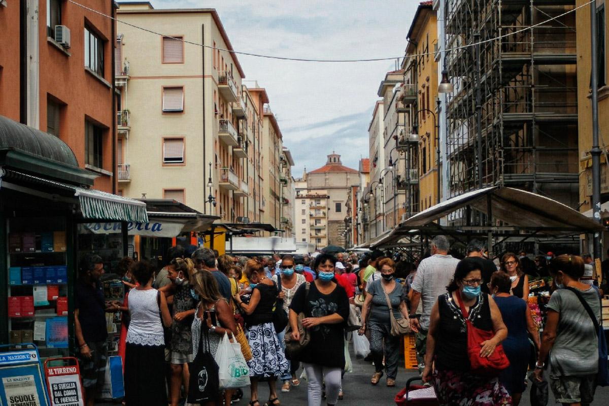 centro storico livorno mercato
