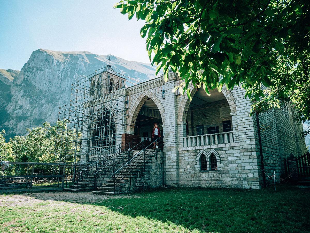monti sibillini eremo di San Leonardo