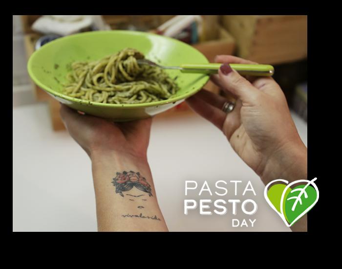charity-pasta-pesto-day-miprendoemiportovia