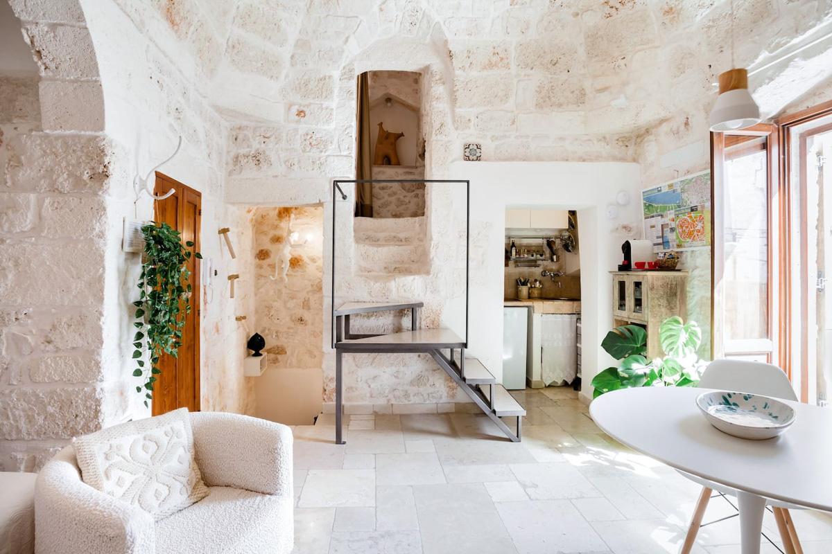 Casa nella roccia Airbnb