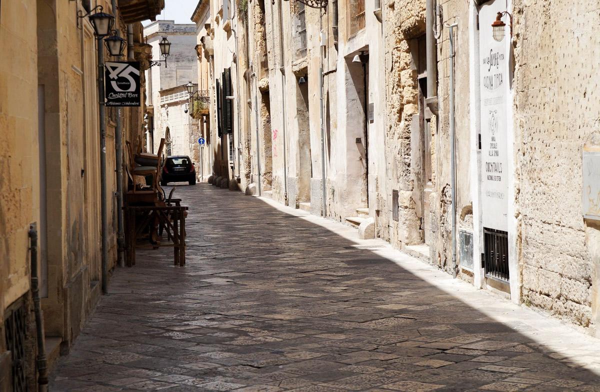 10 cose da vedere a Lecce - centro storico