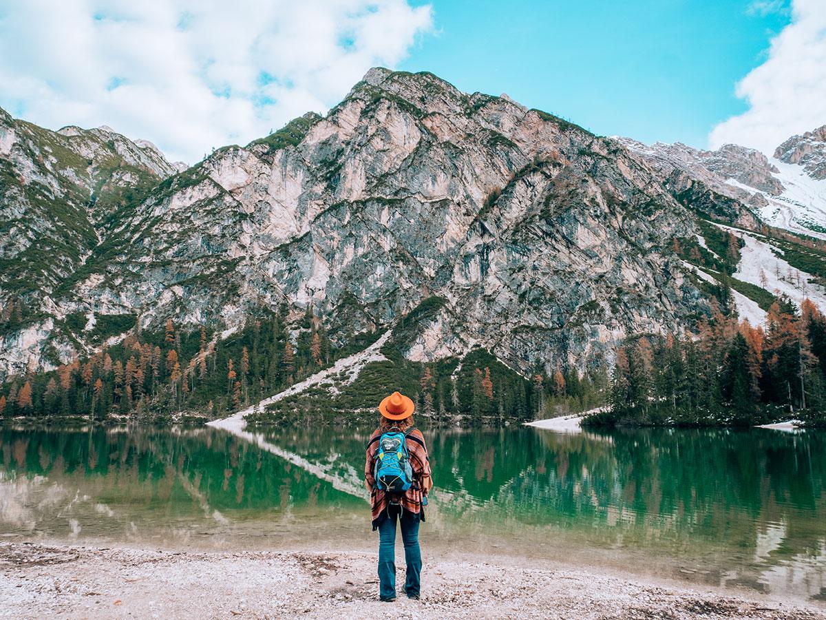 Lago di Braies: il lago di montagna più romantico d'Italia