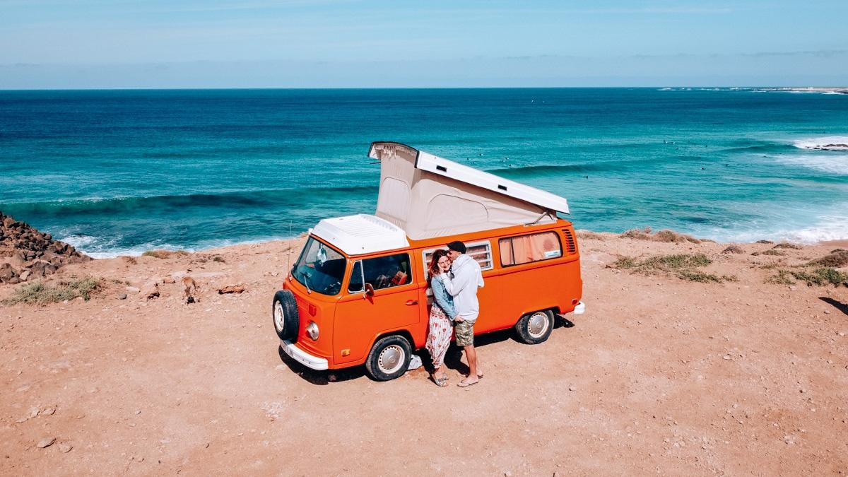 visitare Fuerteventura in van