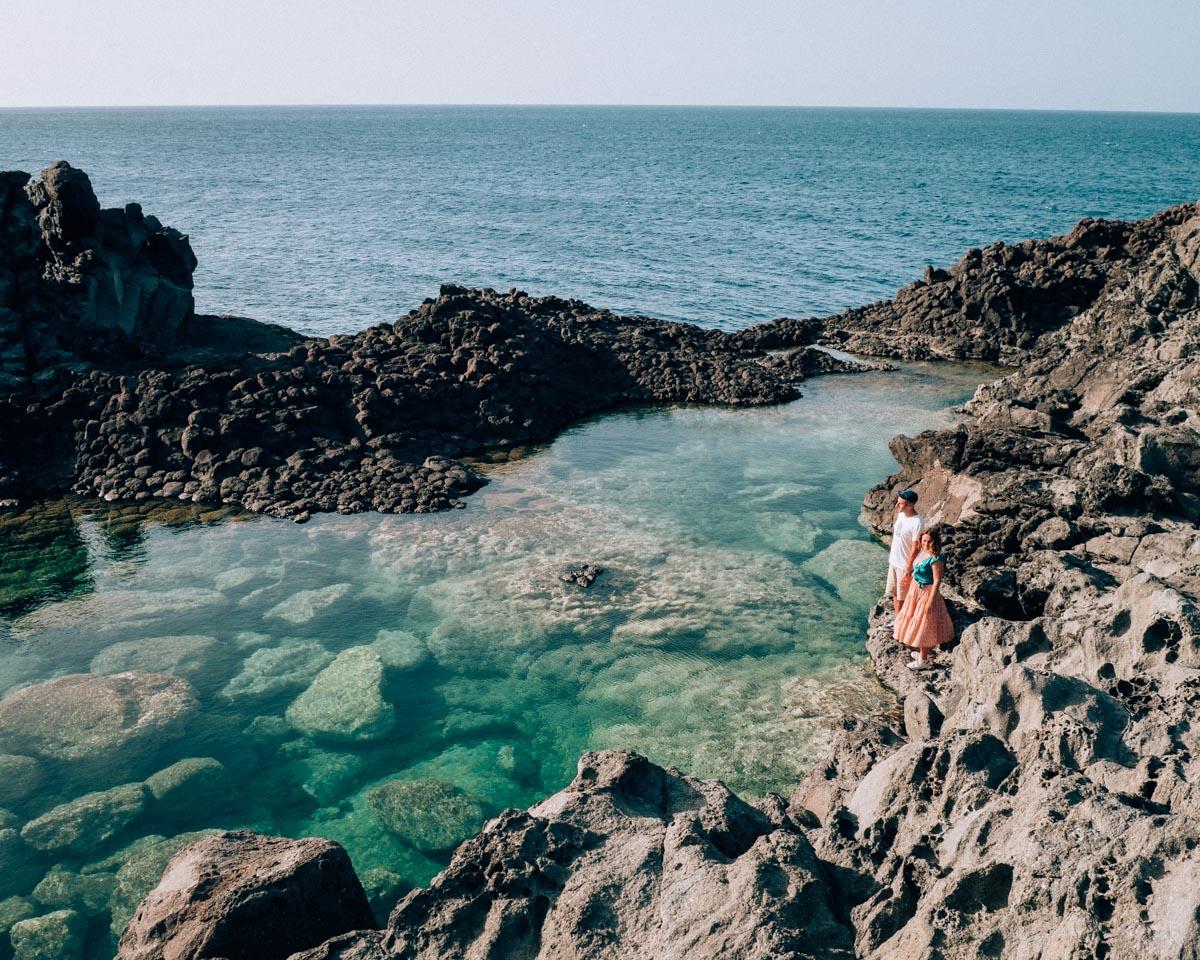 Pantelleria Laghetto delle Ondine