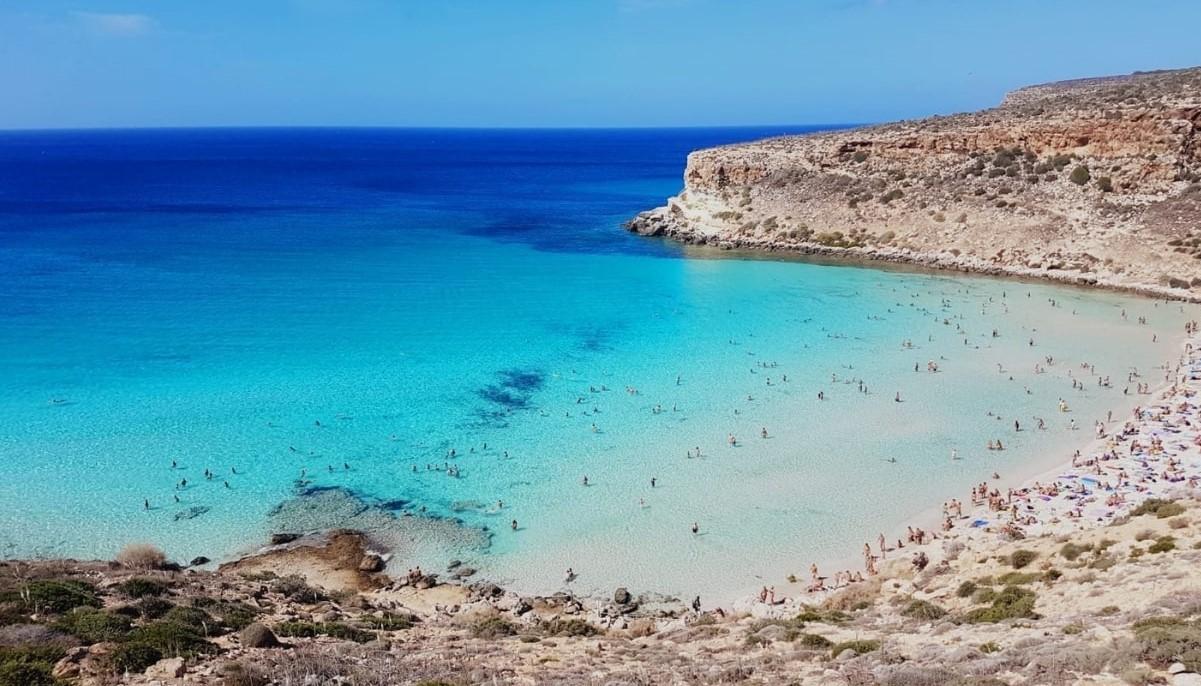 Lampedusa, isole sicilia, miprendoemiportovia