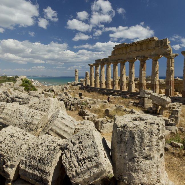 Sicilia on the road, miprendoemiportovia