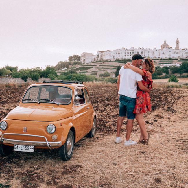 viaggiare rende felici