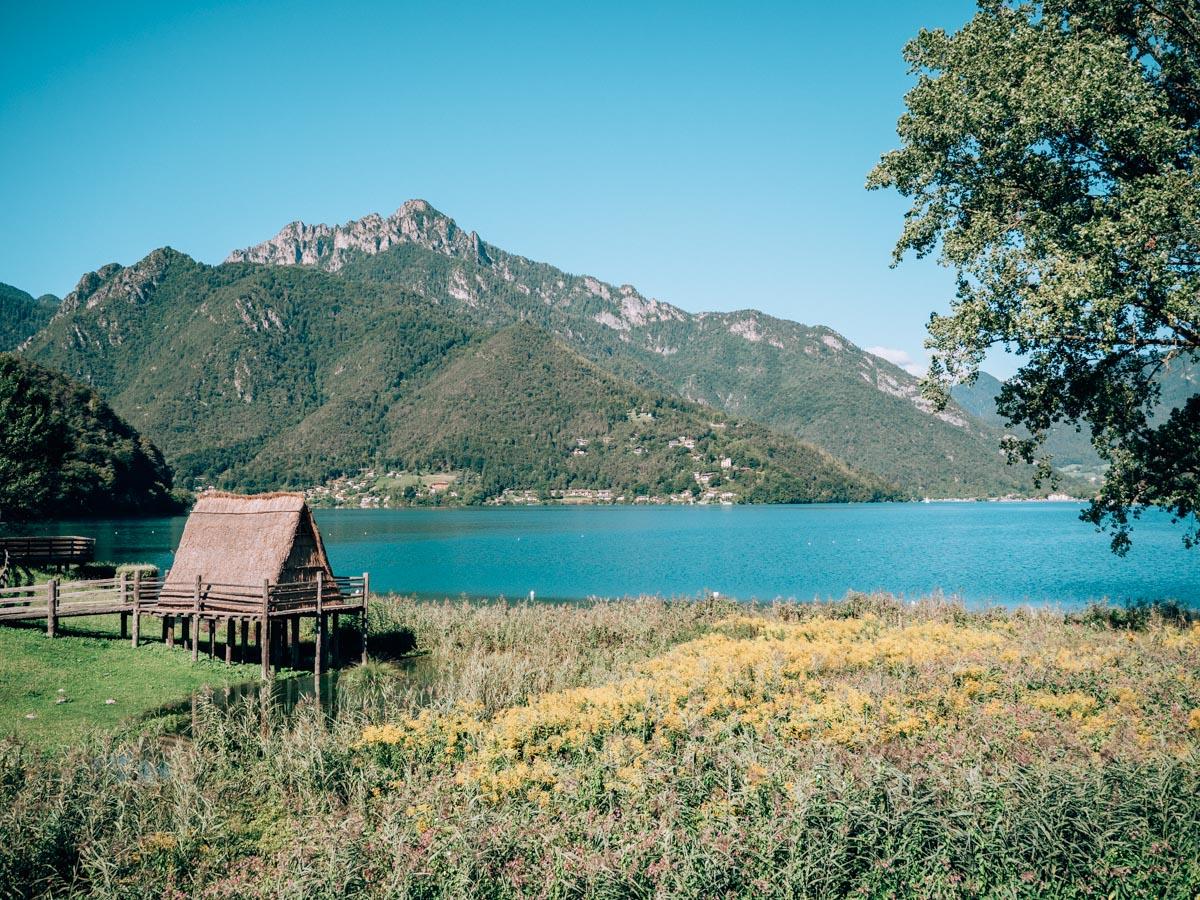 museo palafitte lago di ledro
